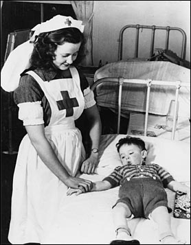 National Nurses Week Become Involved With Red Cross