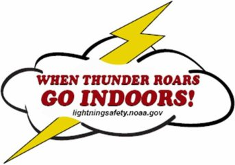 Lightning safety tips, create an evacuation plan online, us map ...